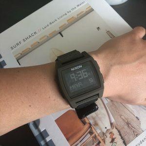 Nixon Accessories - Nixon base tide watch 6444f4622514